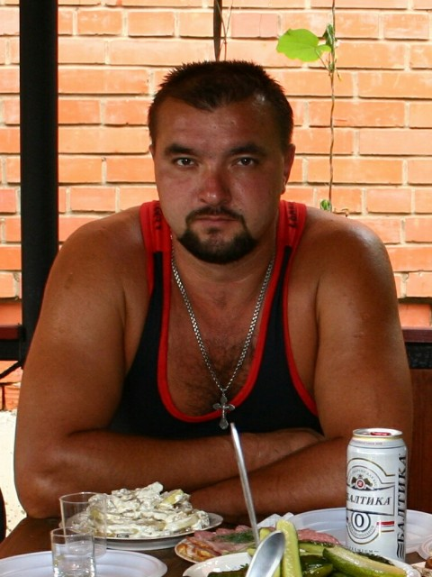 Николай, Россия, Гагарин, 42 года