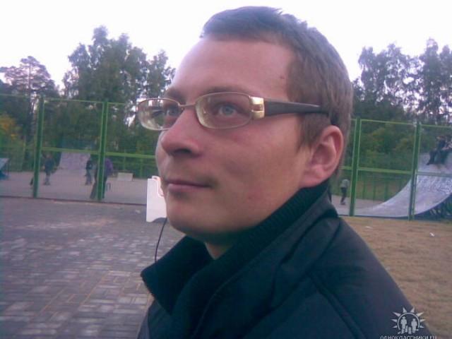 Сергей, Россия, Красногорск, 35 лет