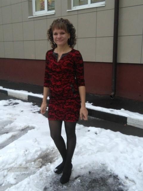 Алеся, Россия, Клин, 29 лет