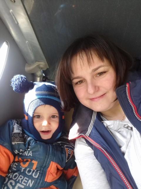 Наталья, Россия, Калуга, 37 лет