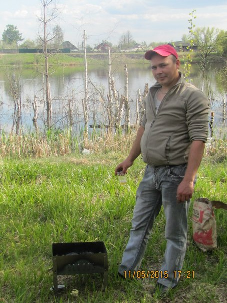 Артур, Россия, Куровское, 33 года