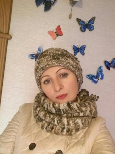 Елена, Россия, Приозерск, 48 лет