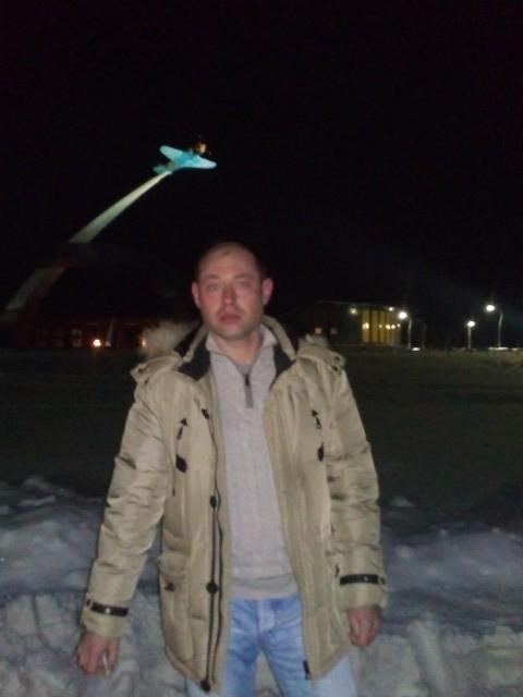 Алексей, Россия, Чехов, 35 лет