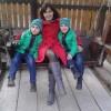 Татьяна Александрова, Украина, Винница, 34 года, 2 ребенка. Хочу найти шукаю доброго, чесного чоловіка, який зможе стати гарним прикладом для діток