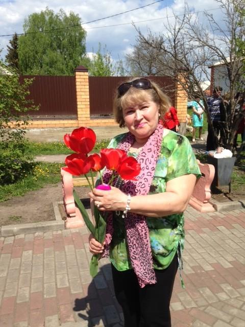 Галина, Россия, Липецк, 60 лет