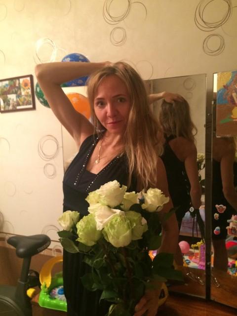 Анастасия, Россия, Туапсе, 35 лет