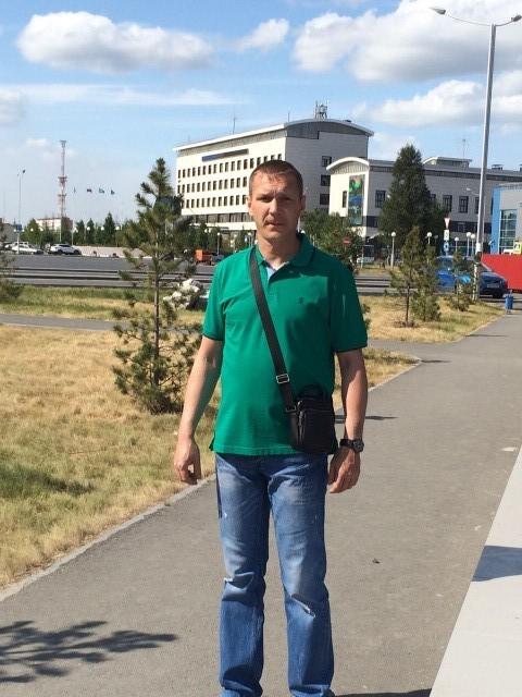 Михаил, Россия, Новый Уренгой, 39 лет. обыкновенный