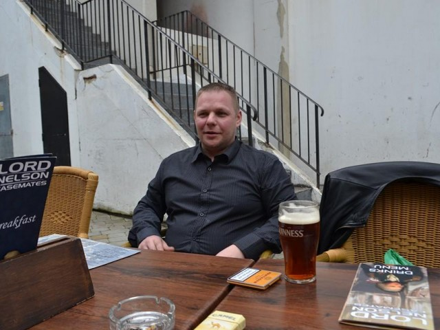 sergejus, Великобритания, Блэкпул, 33 года