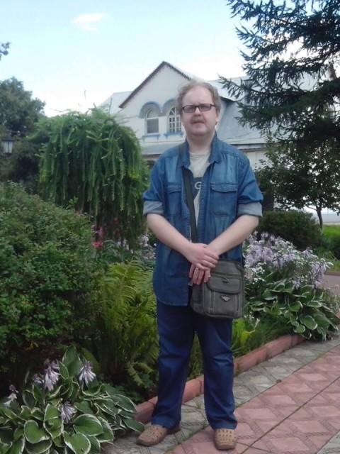 Павел, Россия, Видное, 43 года