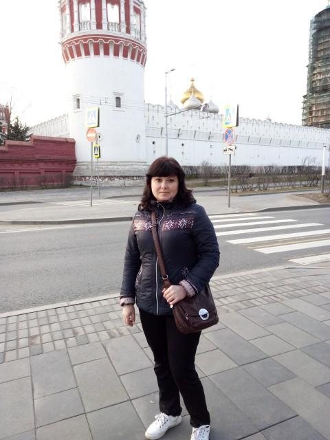 Светлана, Россия, Хвалынск, 38 лет