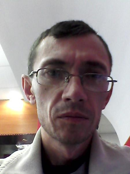 Андрей Быканов, Молдавия, Тирасполь, 45 лет