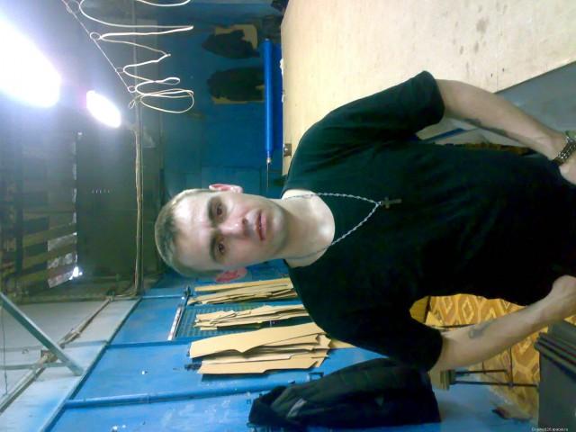 Евгений, Россия, Рославль, 33 года