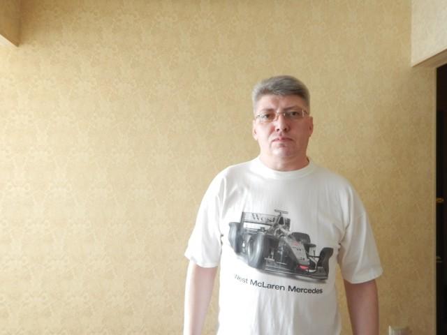 Олег, Россия, Лобня, 51 год