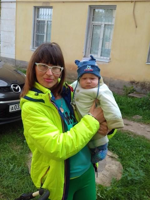 Лилия, Россия, Торжок, 43 года