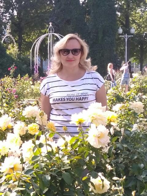 Татьяна, Россия, Реутов, 44 года