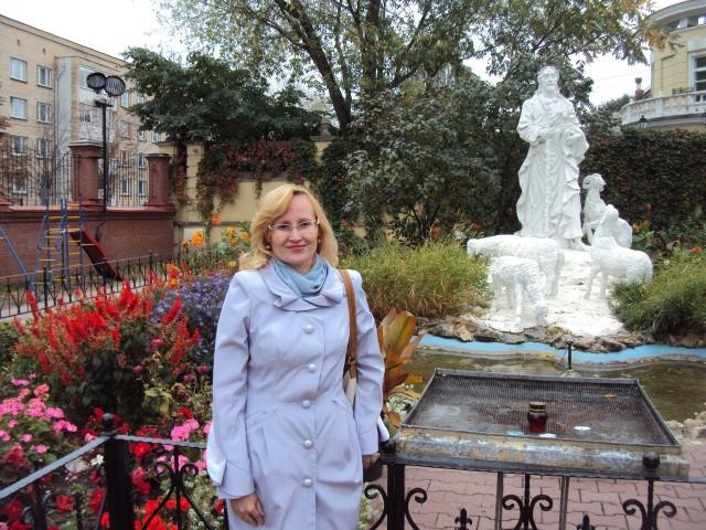 Татьяна, Россия, Реутов, 43 года
