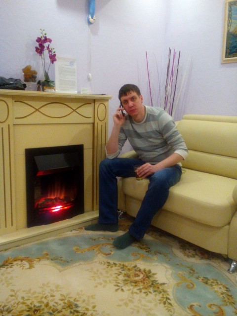 Андрей, Россия, Клин, 33 года