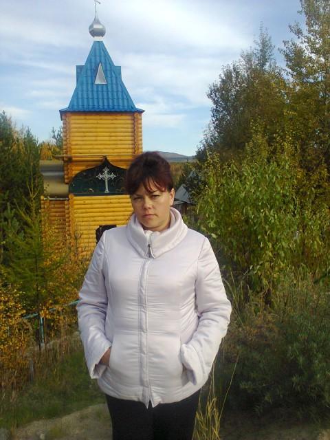 Oxana, Россия, Северобайкальск, 42 года