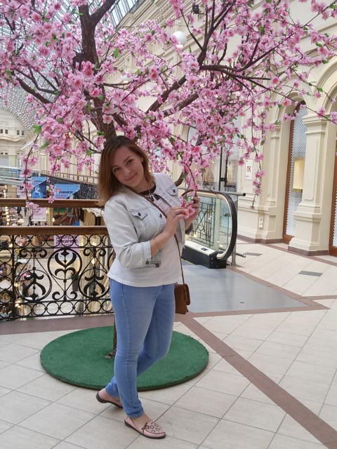 Юлия, Россия, Фрязино, 33 года