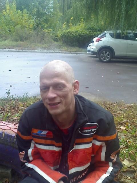 Алекс, Россия, Дятьково, 40 лет