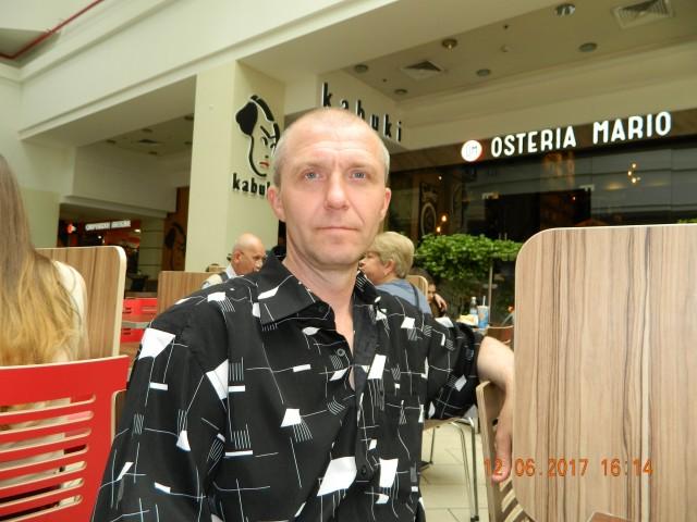 Александр, Россия, Электрогорск, 45 лет