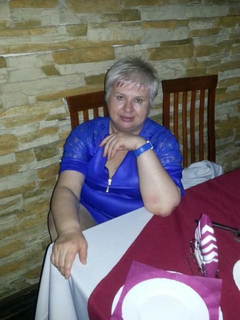 элла негматова, Россия, орехово-зуево, 59 лет