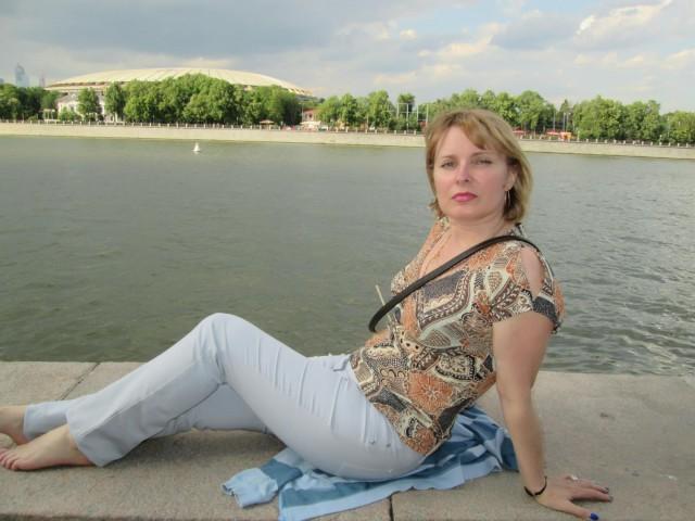 Ирина, Россия, Голицыно, 55 лет
