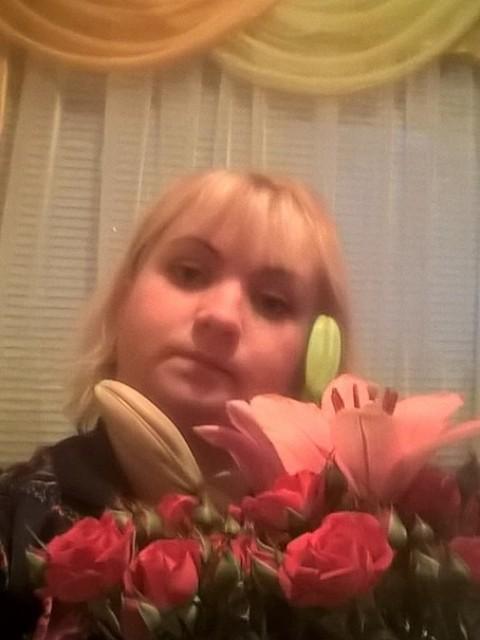 Светлана, Россия, Новомосковск, 34 года