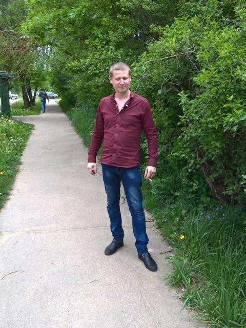 Иван Елагин, Россия, Сафоново, 31 год