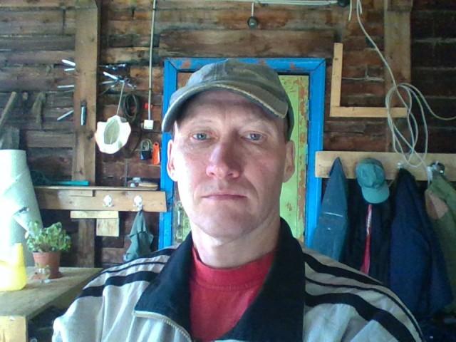 вадим, Россия, Чердынь, 55 лет