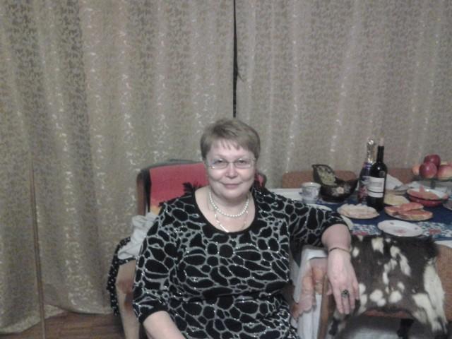 галина, Россия, Красногорск, 59 лет