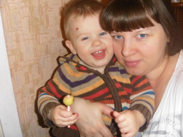 Евгения, Россия, Орёл, 34 года