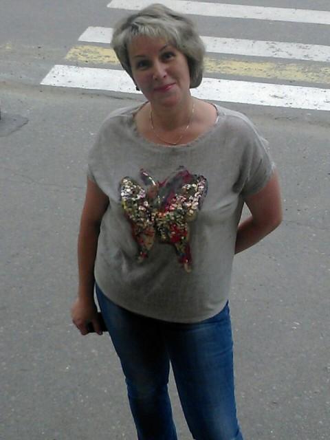 Татьяна, Россия, Лахденпохья, 46 лет