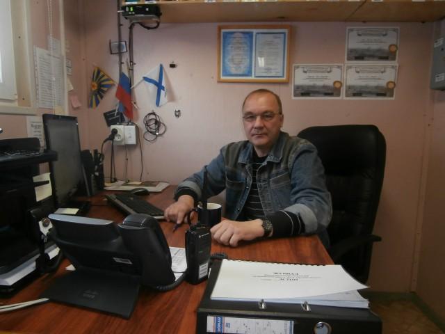 Игорь, Россия, Лиски, 57 лет