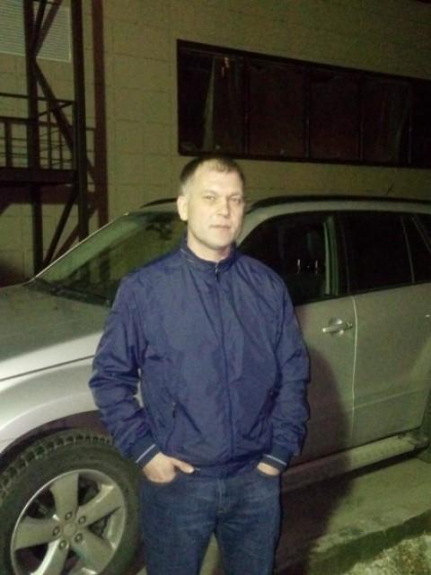 Олег, Россия, Рыбное, 45 лет
