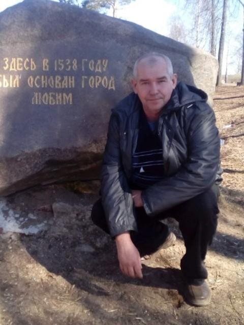 Павел, Россия, Любим, 54 года