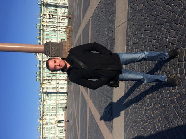 Владимир, Россия, Клин, 35 лет