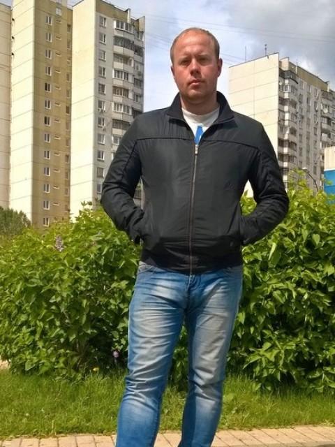 Андрей, Россия, Красногорск, 35 лет
