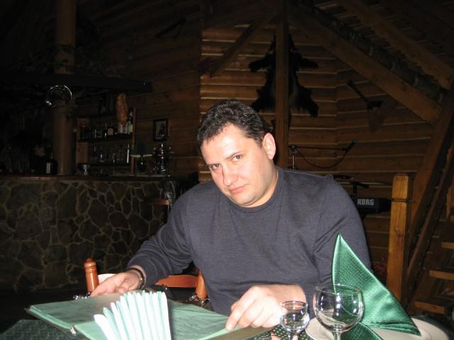 Андрей, Россия, Одинцово, 52 года