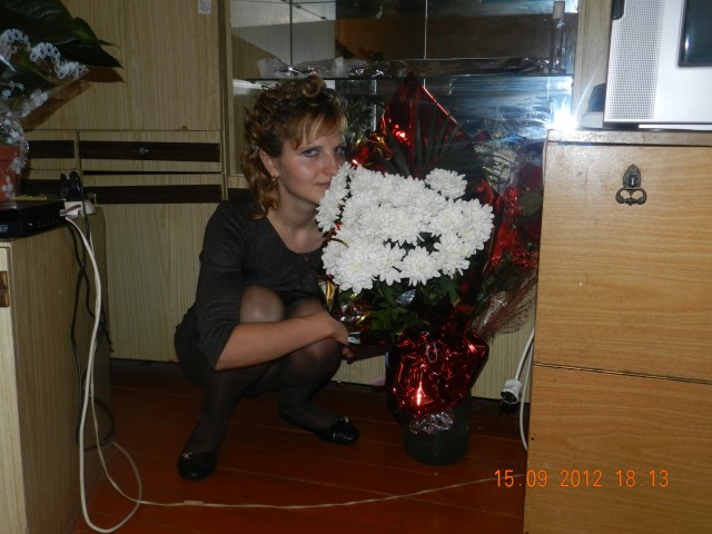 марина, Россия, Клинцы, 34 года