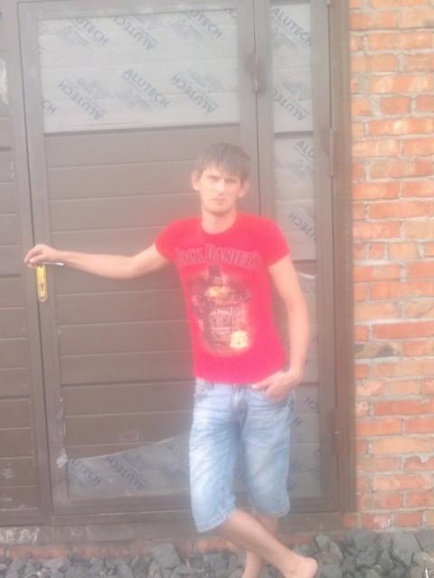Алексей, Россия, станица старощербиновская, 32 года