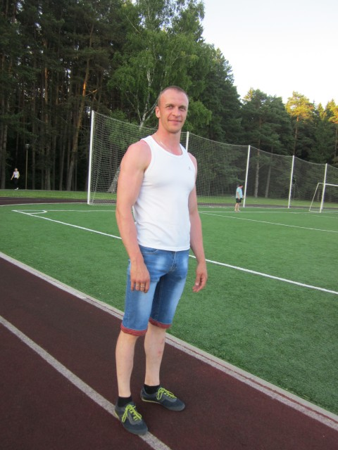 Валерий, Россия, Наро-Фоминск, 35 лет