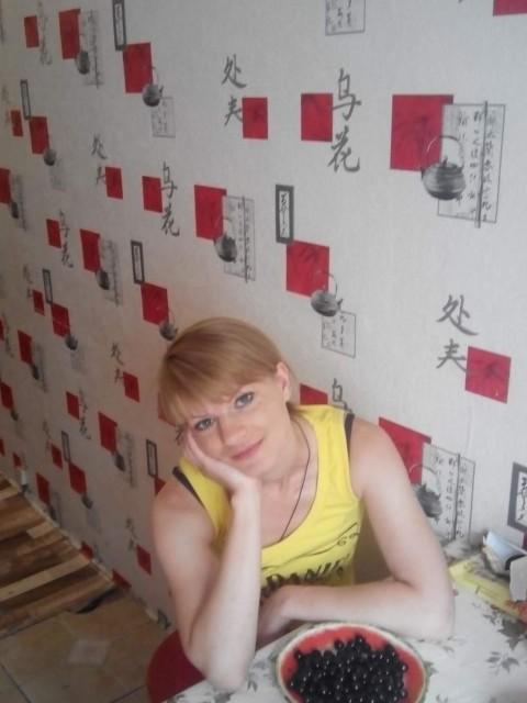 Наталья, Россия, Зеленоград, 35 лет