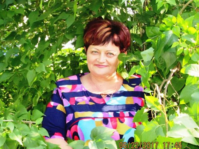 Любовь, Россия, Котово, 59 лет