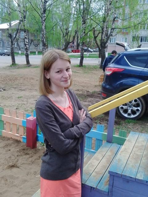 Ася, Россия, Киров, 29 лет