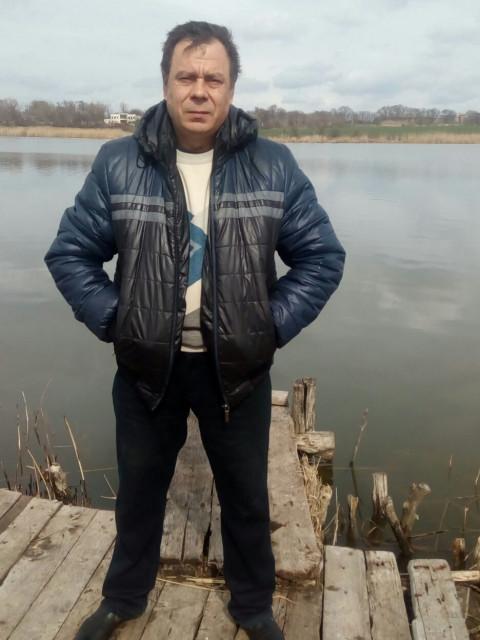 Юрий, Россия, Новопокровская, 46 лет