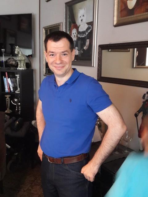 Николай, Россия, Санкт-Петербург, 40 лет