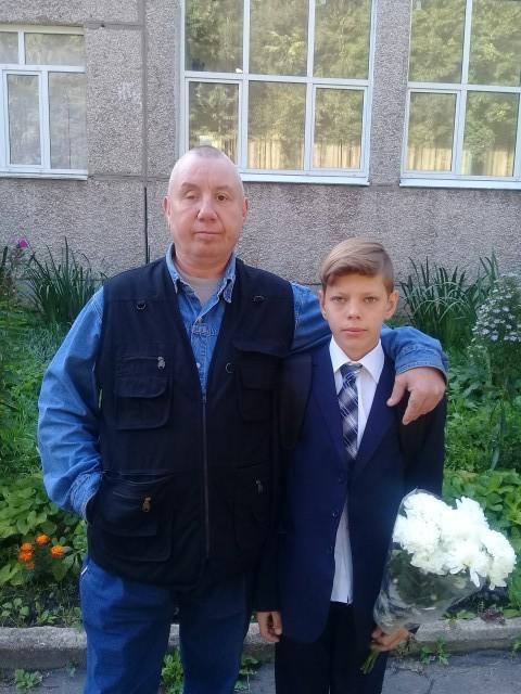 Виктор, Россия, Электросталь, 54 года