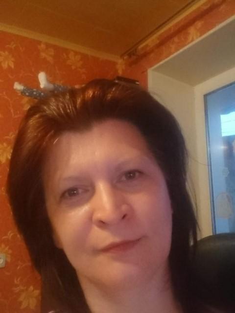 Галина Г-я, Россия, Киров, 45 лет