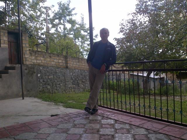 Элдо Шаро, Азербайджан, Баку, 38 лет
